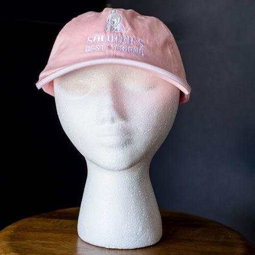 Light Pink Port Authority Hat