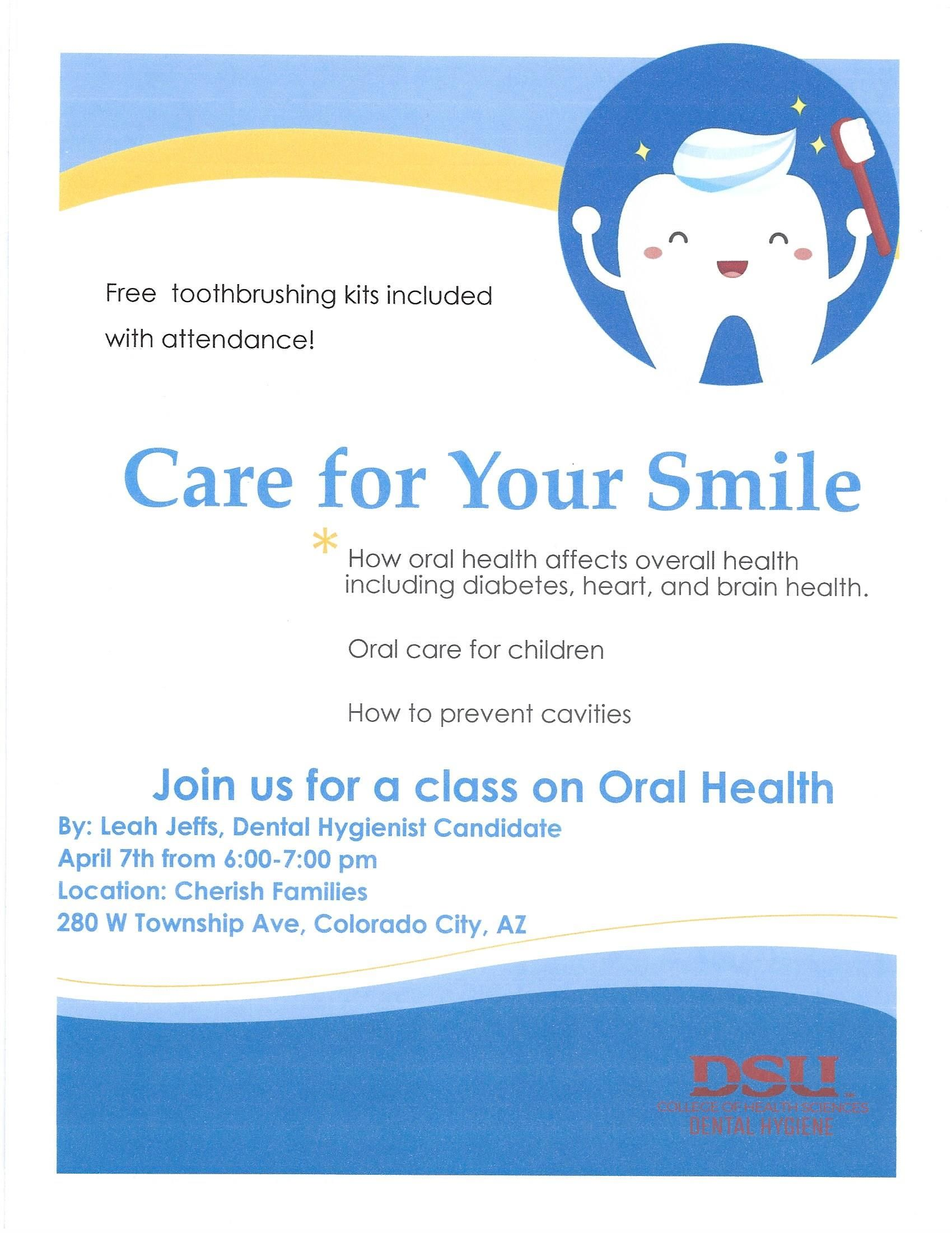 Care for Your Smile