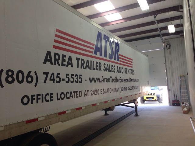 Trailer Wraps Lubbock, TX- Elite Sign & Design