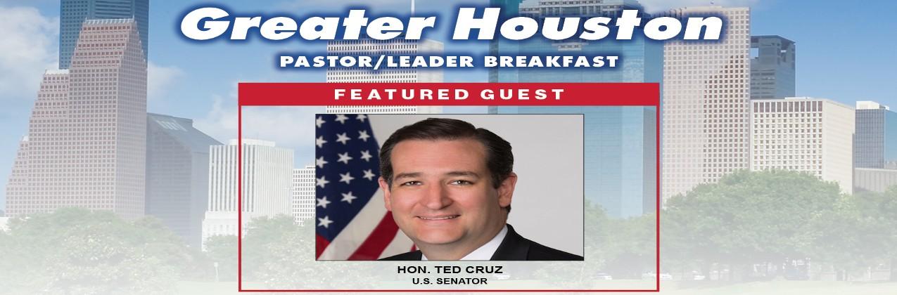 SE Texas Pastors - Don't Miss!