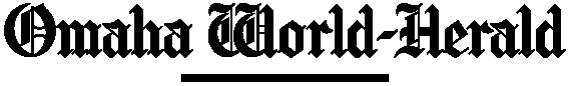 """Live Fearless-Bekah Jerde"" Omaha World Herald January 27, 2019"
