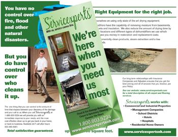 Servicexperts Brochure