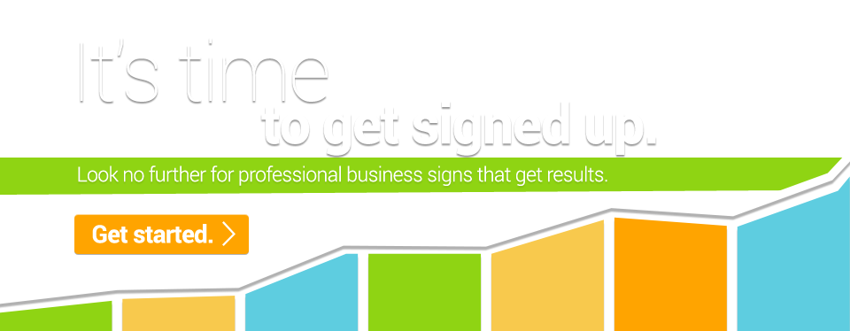 Get Started - contact Signs4Success