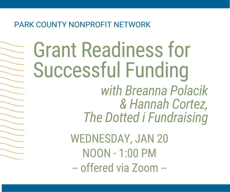 Grant Readiness for Successful Funding