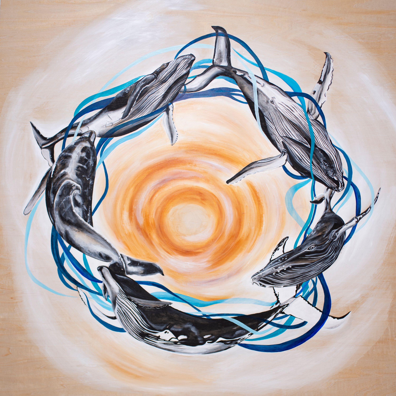 "Cammie May - ""Hypnotic Humpbacks"""