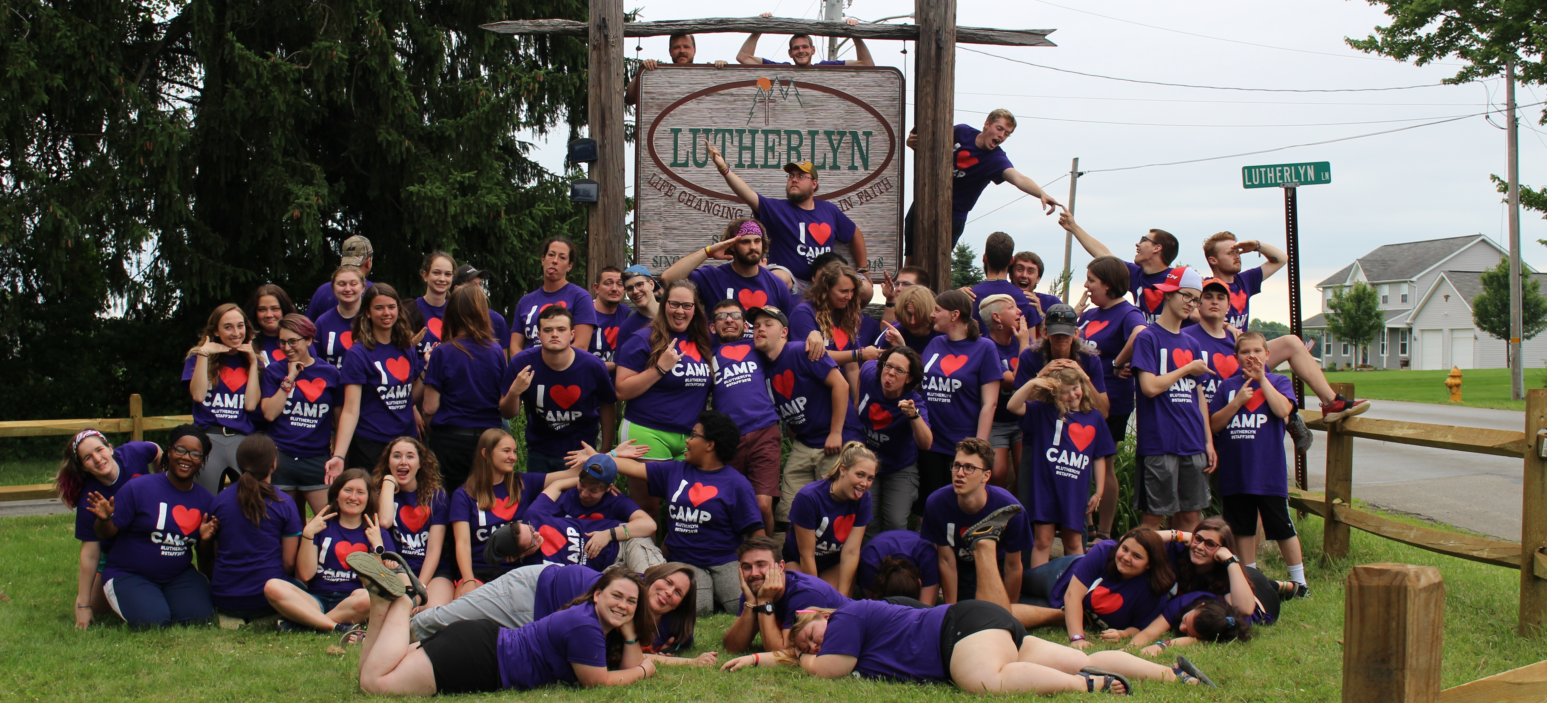 Summer Camp...the best job you'll ever have!