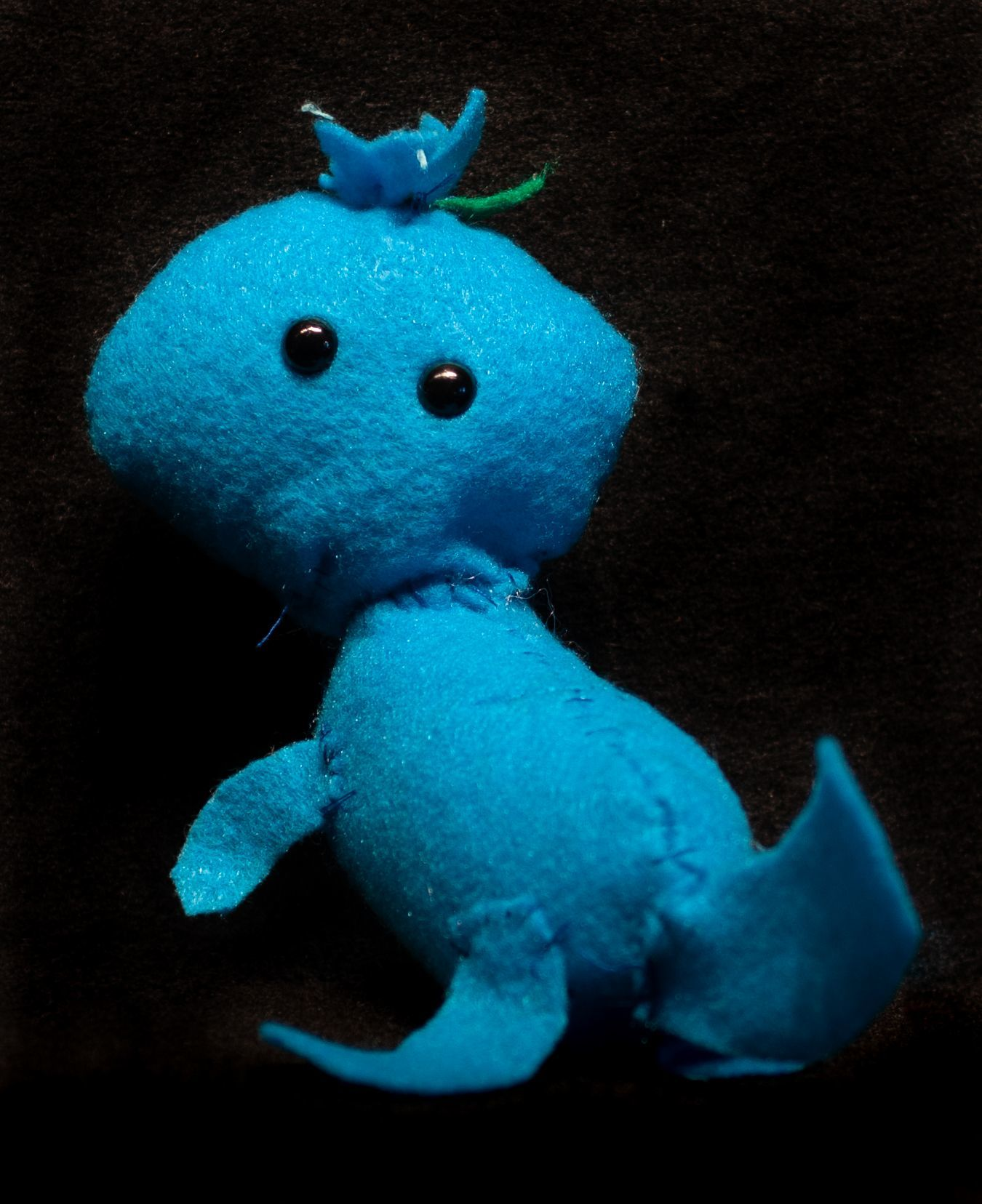 """Blueberrysaurous Rex"" - Cora Belle Mitchell"