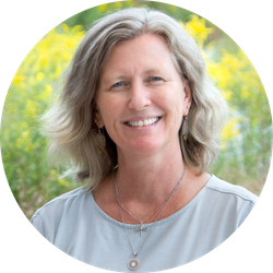 Michelle Draper—Visitor Services/Bookkeeper