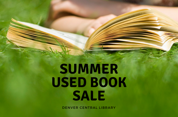 Summer Used Book Sale