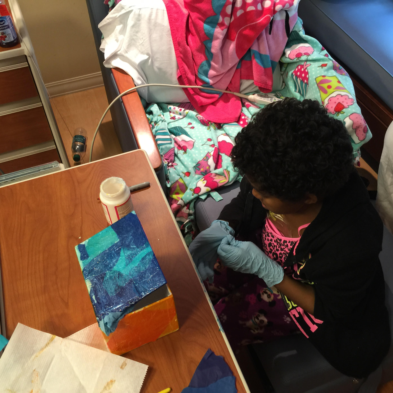 Faith Creates with Teaching Artist Bella