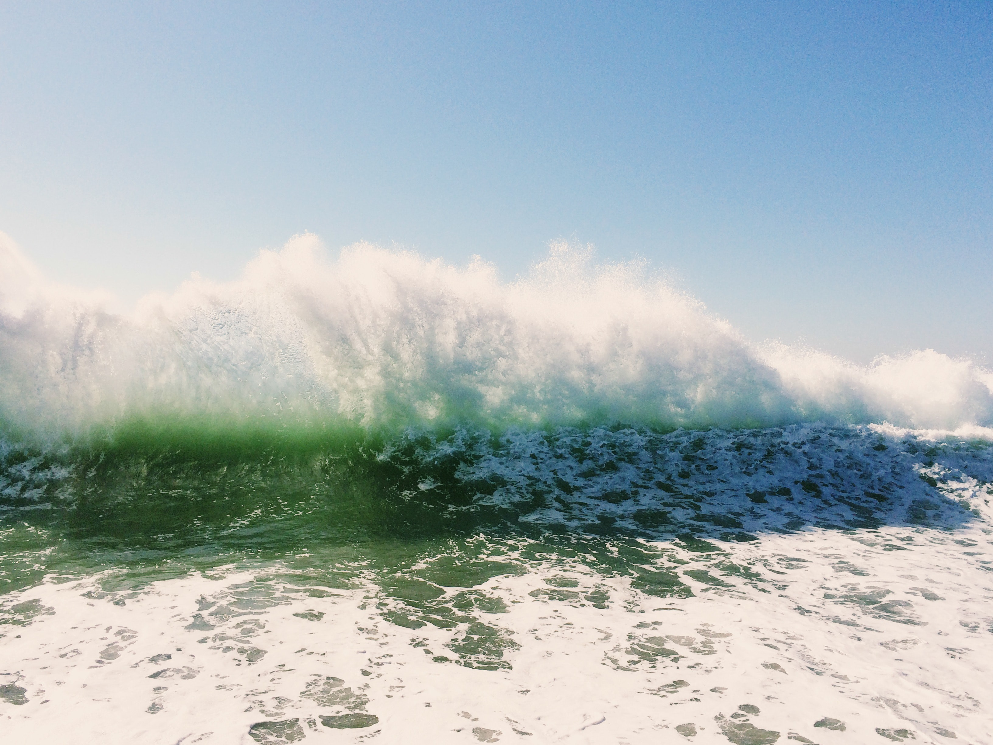 Let the Waves Come
