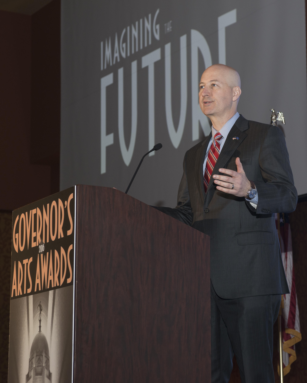 Governor's Arts Award - photos & videos