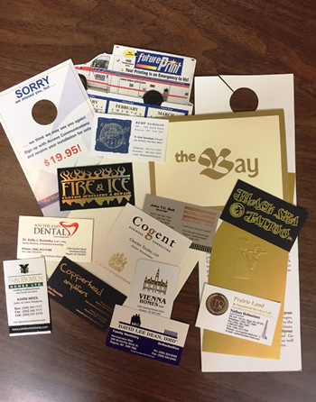 Foiling & Die Cutting