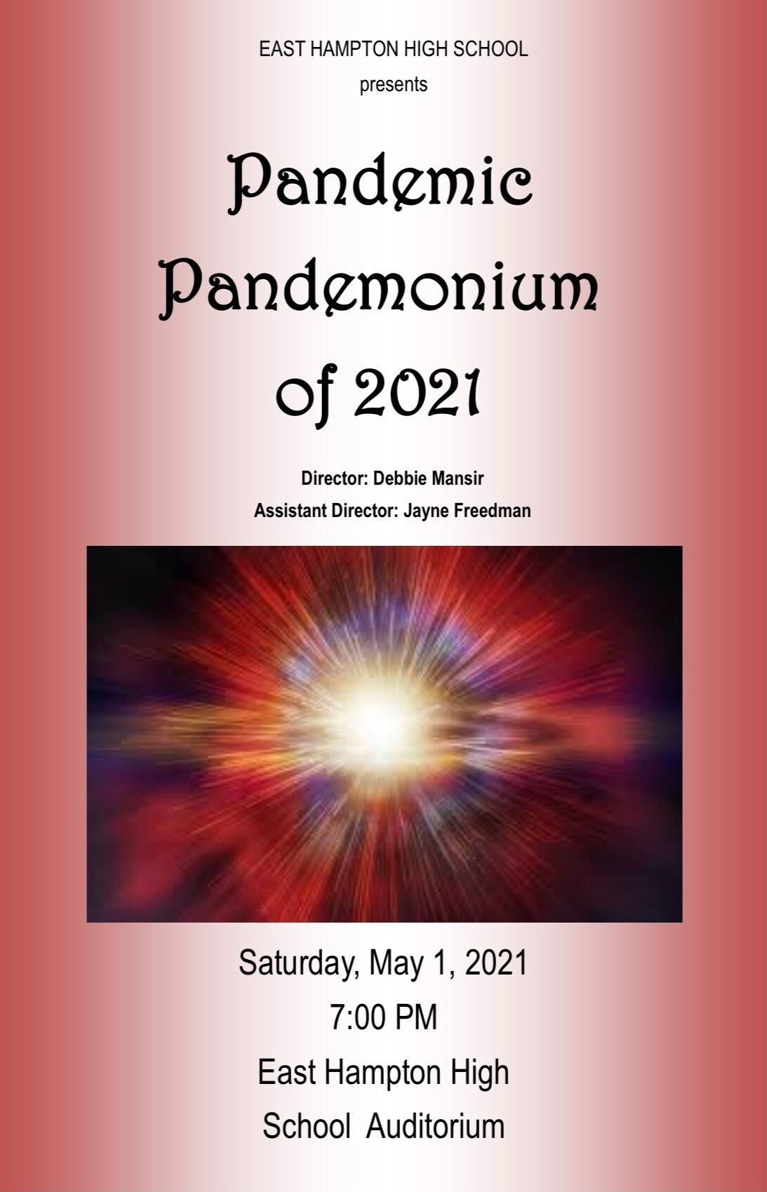 Pandemic Pandemonium of 2021