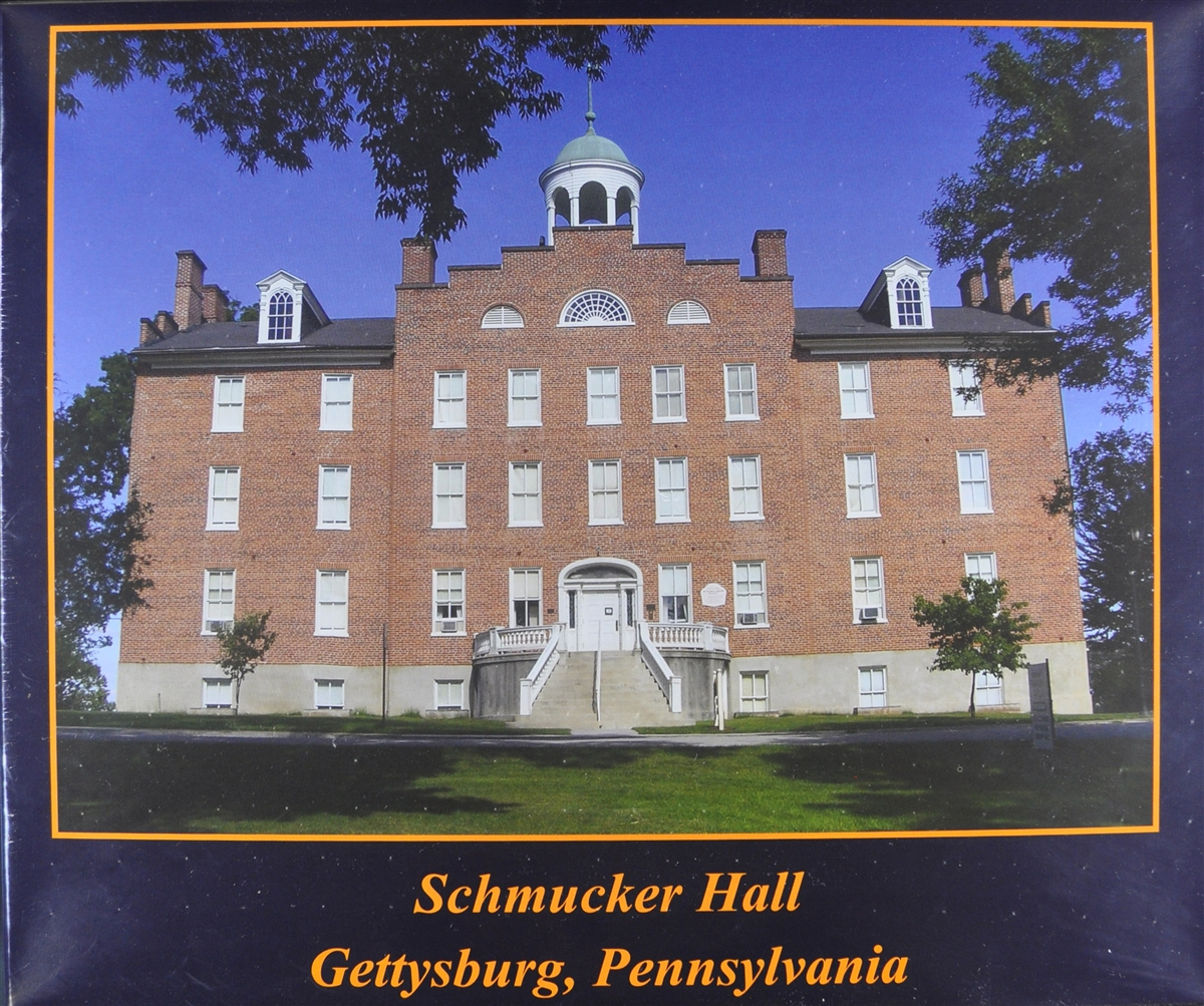 Schmucker Hall Puzzle