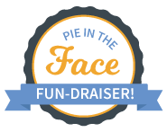 Pie in the Face Fundraiser!