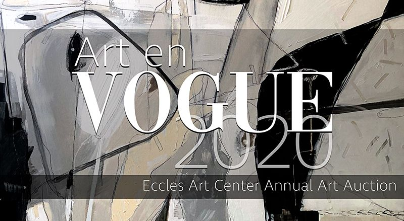 """""""Art En Vogue"""" 2020 Annual Art Auction"""