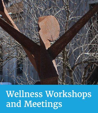 Wellness Workshops and Meetings