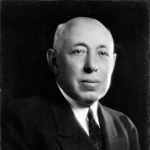 Jacob R. Hiller 1932-1933