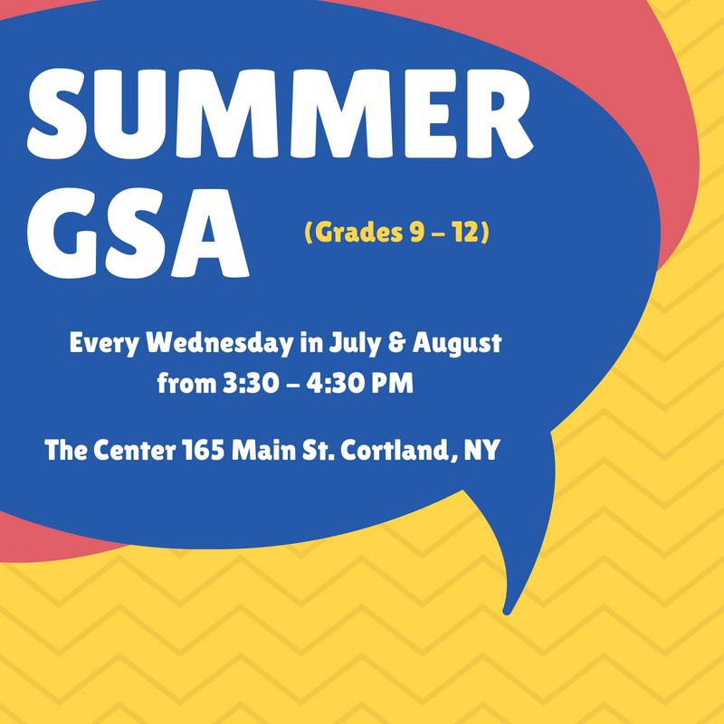 Summer GSA