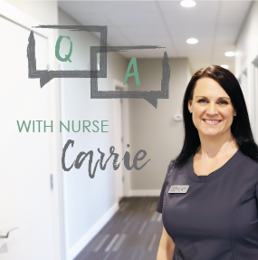 Q&A With Carrie: Sedation