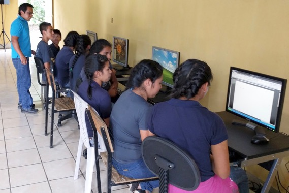 How was Guatemala, part 5: Computer lab