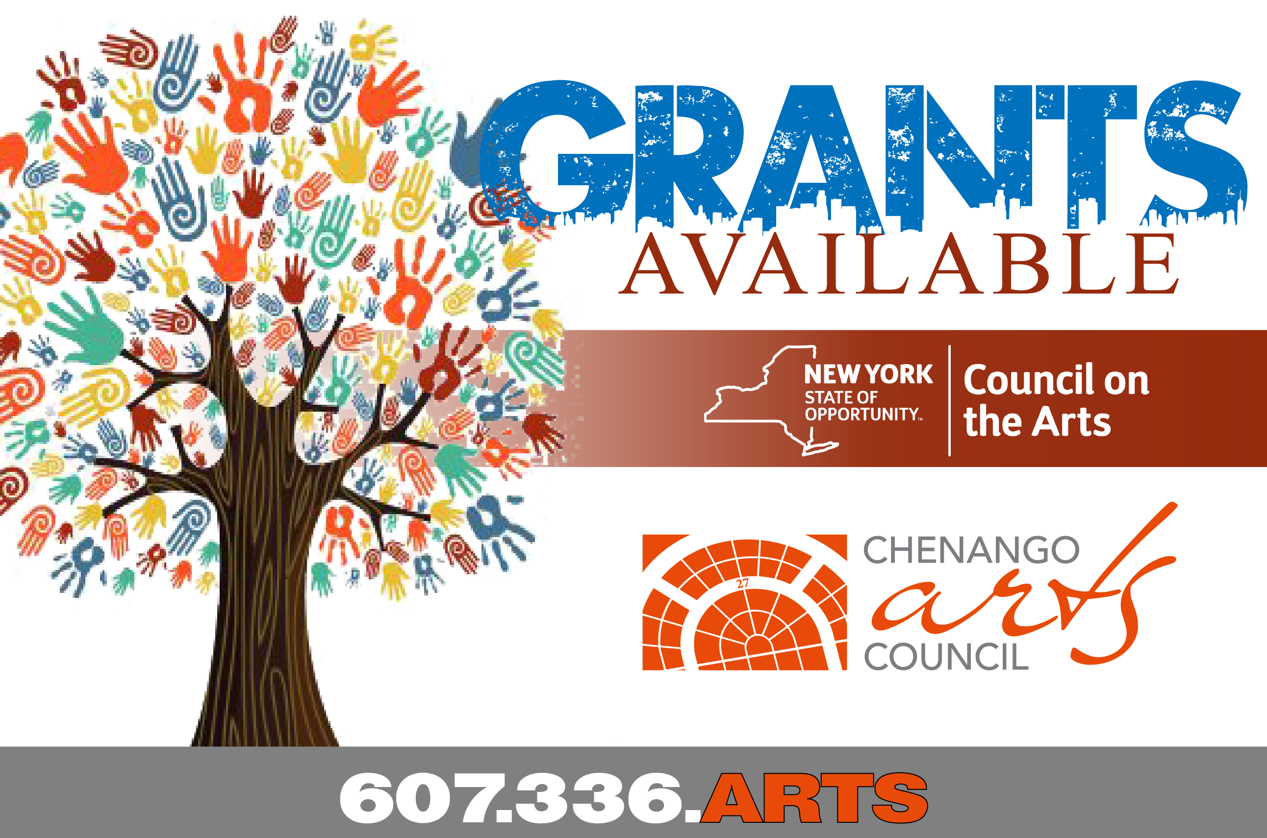 Grants for the Arts & Education community-