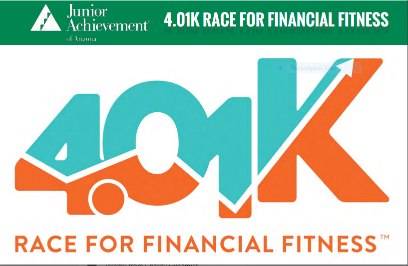 Junior Achievement 4.01K Race for Financial Fitness
