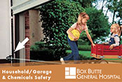 Household/Garage Chemicals/Garage Safety