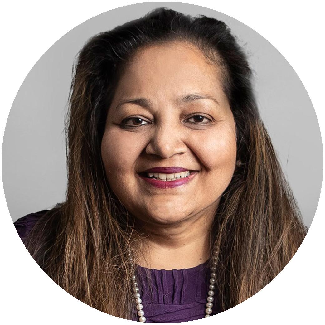 Preeta Bansal