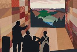 A Traveling Quiltmaker/Teacher