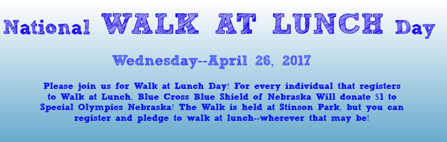 Walk At Lunch 2017