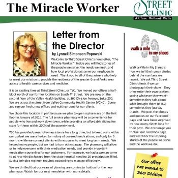 The Miracle Worker – Fall 2015
