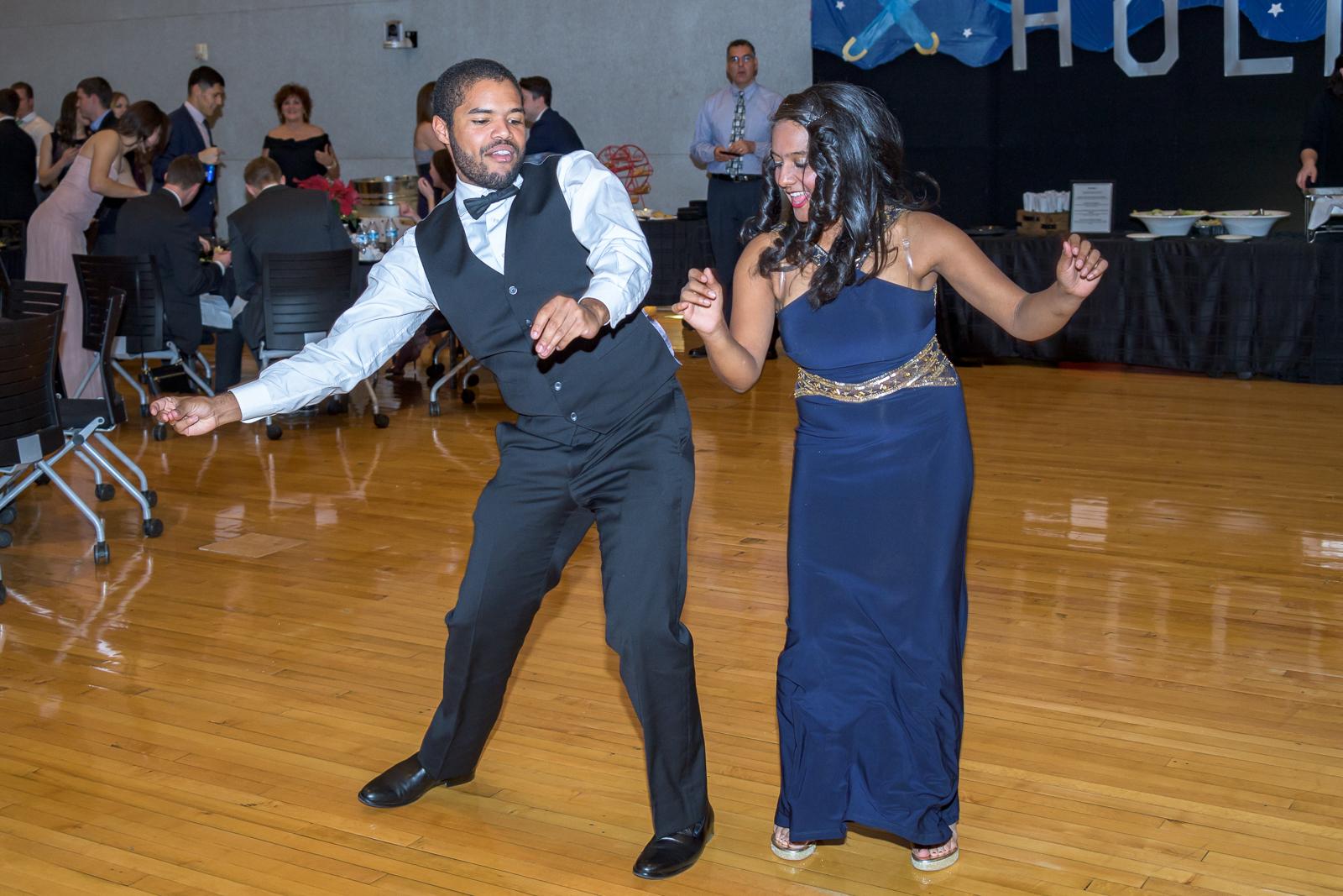 Misra Dancing