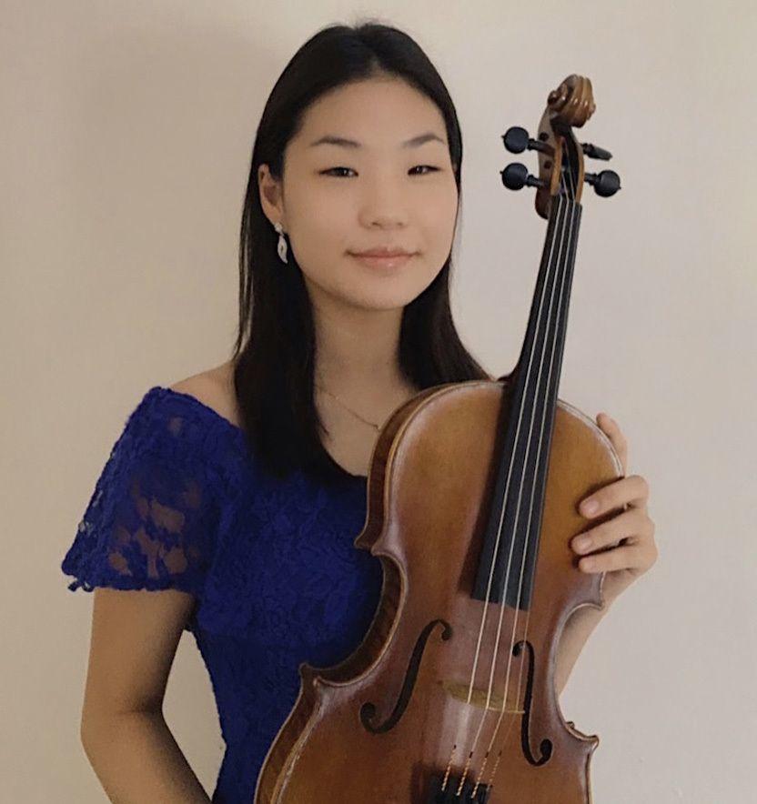 Ludia Kim, viola