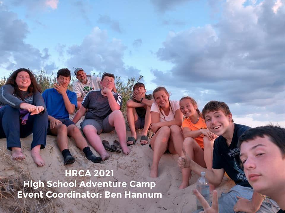 HS Adventure Camp 2021