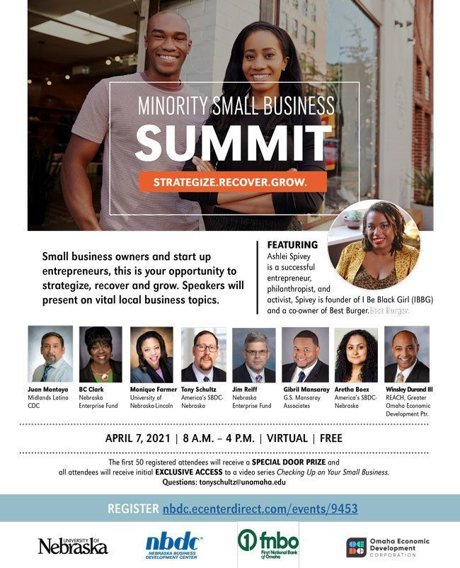 Minority Small Business Summit: Hosted by NBDC
