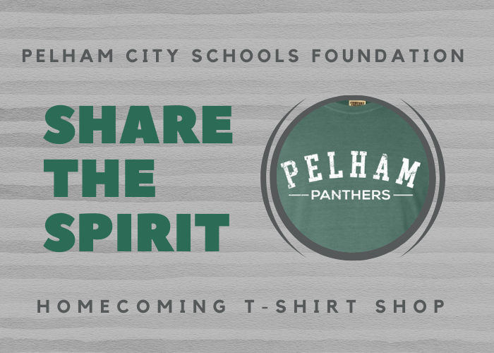 Available Now - Homecoming Spirit Shirts