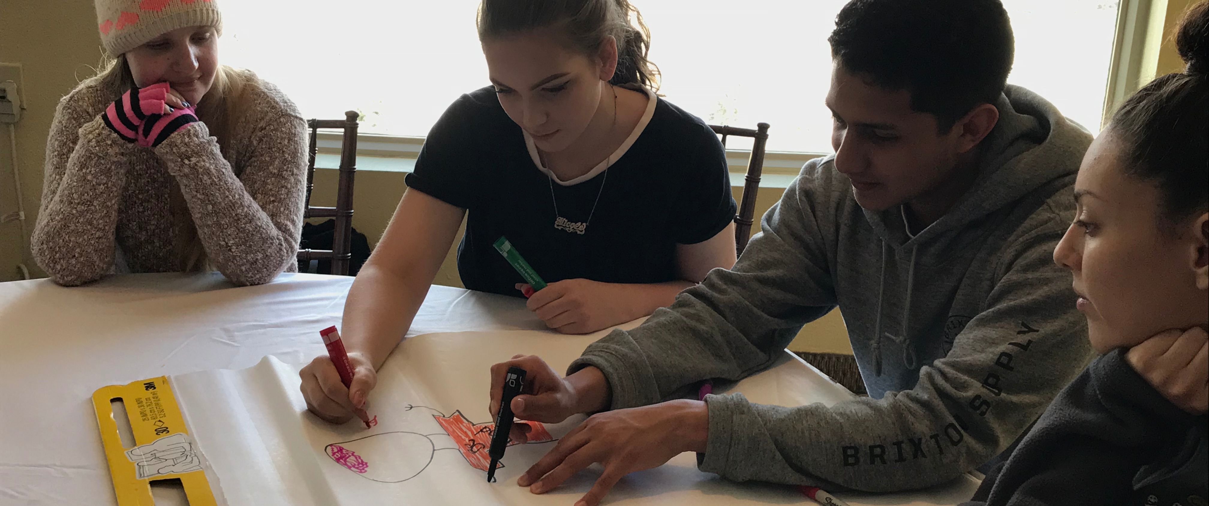 The Nevada Chapter's Teen Programs are designed to give young people the  skills, tools, and confidence they need to successfully transition to a  productive, ...