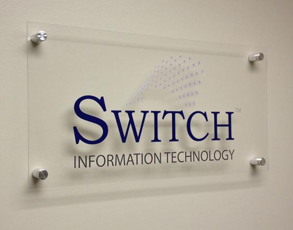 Interior Acrylic Logo