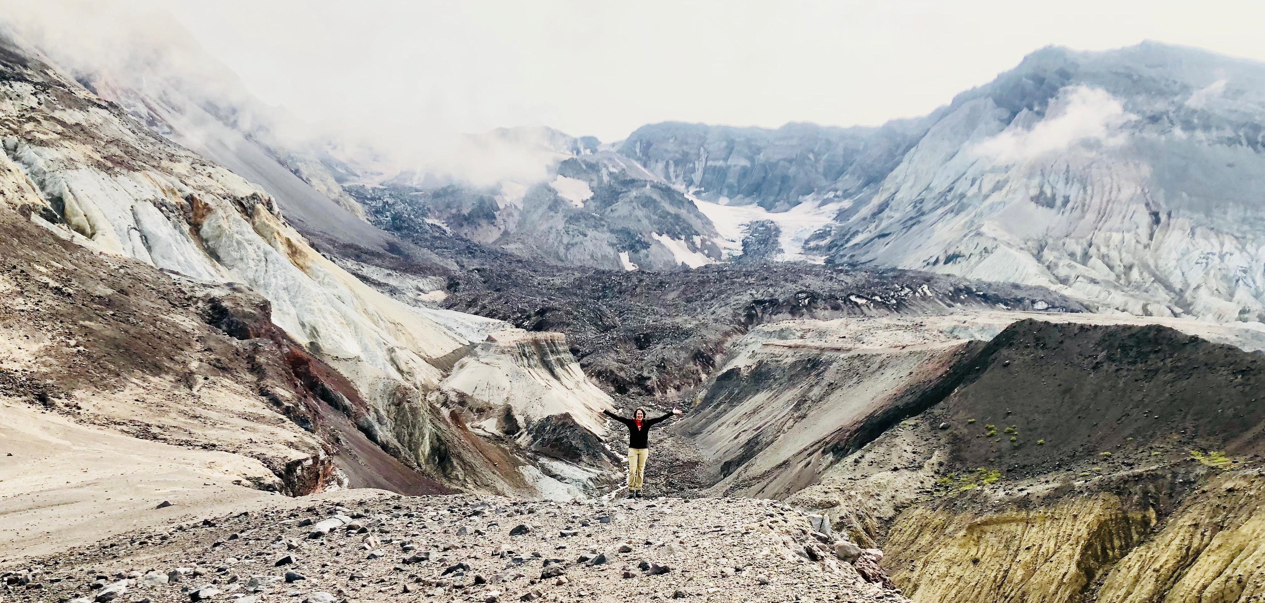 Glacier Overlook Hike