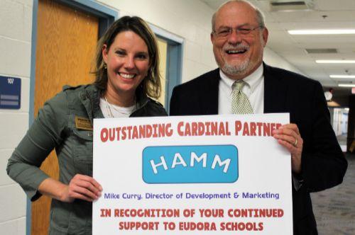 Cardinal Partner of the Year