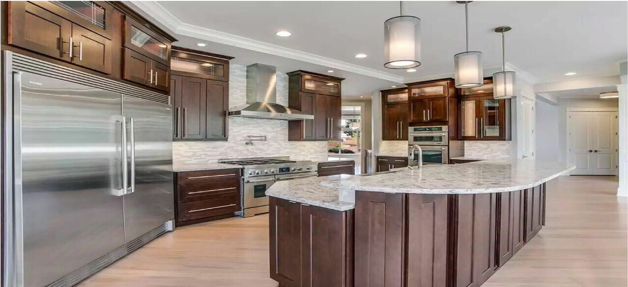 High Quality Cabinets & Granite Countertops | Lincoln, NE on What Color Granite Goes With Honey Maple Cabinets  id=15373