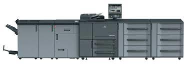Konica Minolta Bizhub Press 1250