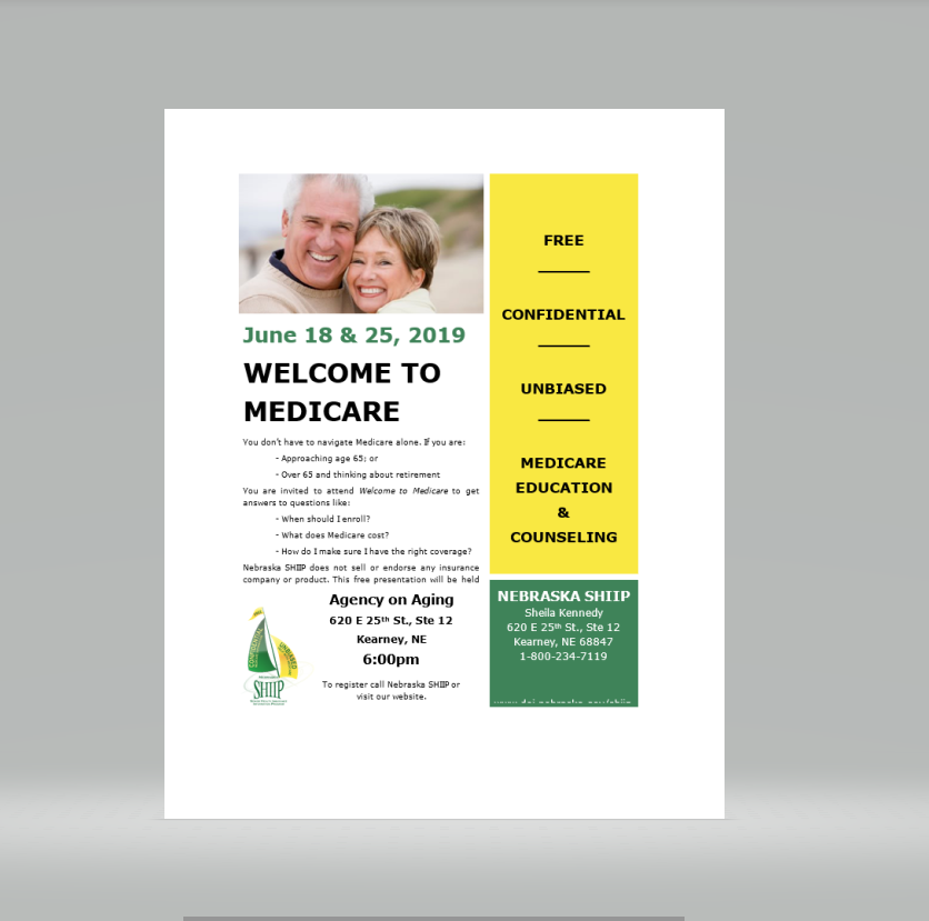 Welcome to Medicare