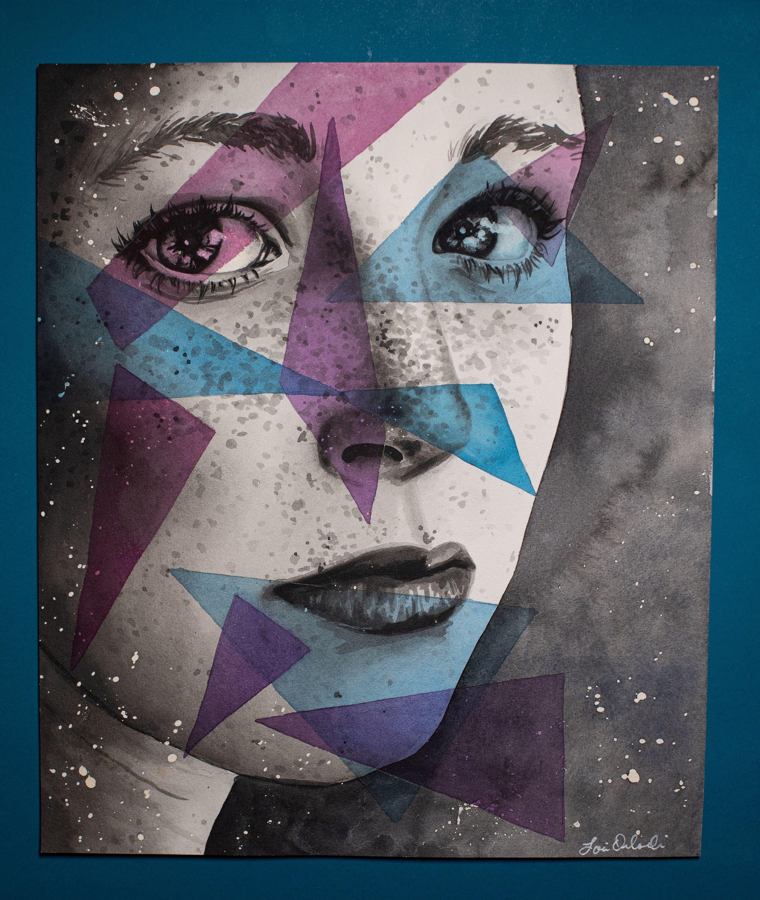 "Lori Orlowski - ""Moody Hues"""