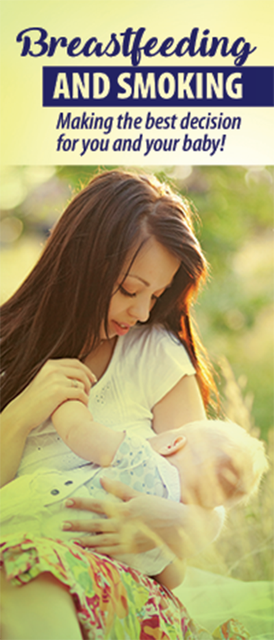 Breastfeeding and Smoking Brochure