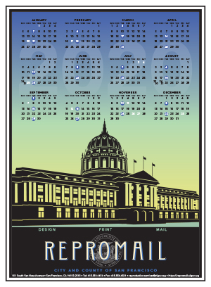 Click here to download the ReproMail 2020 Calendar