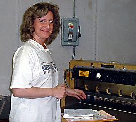 Jeannie Krone