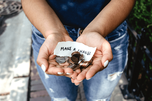 How to Be More Charitable Without Spending Money